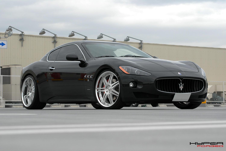 Maserati-Granturismo-Front