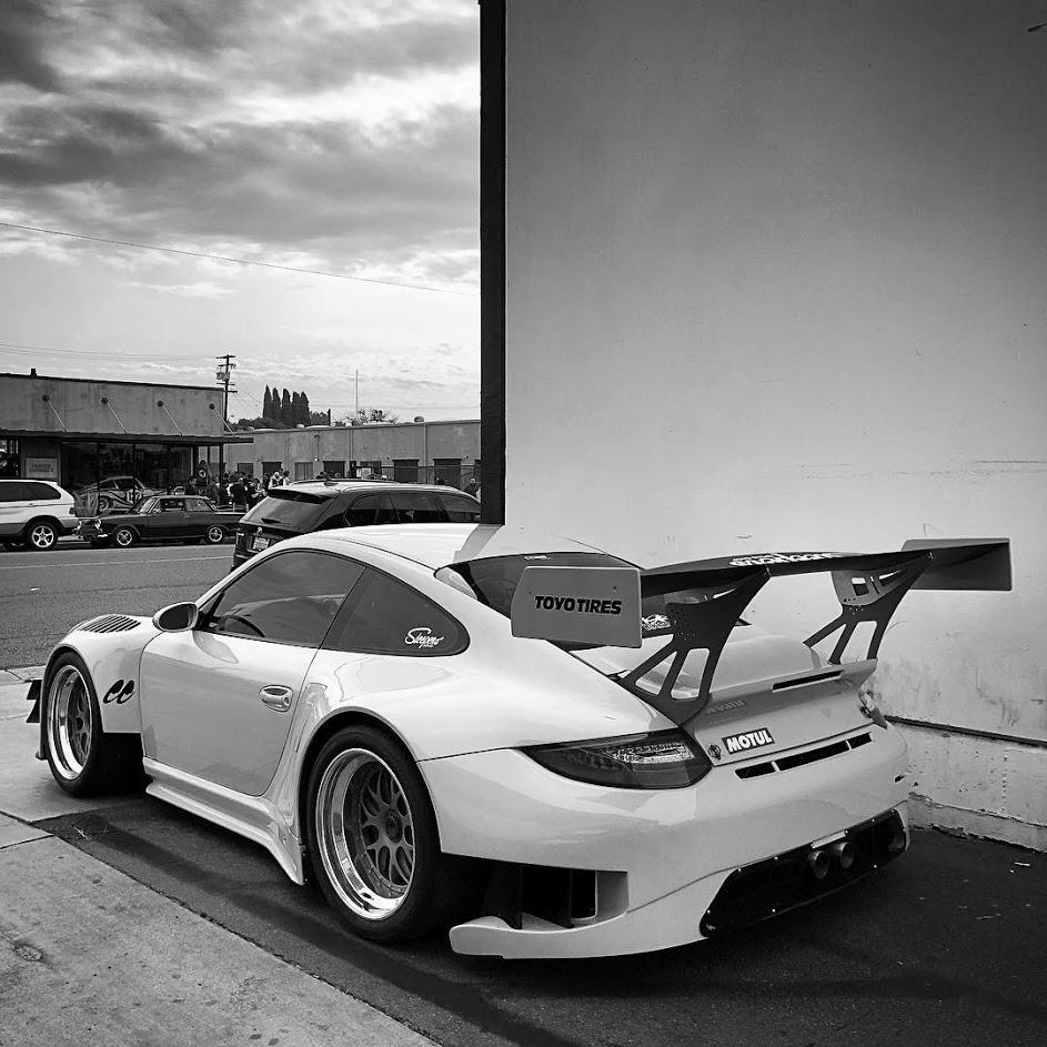 Porsche 997 GT3R Bi Tirbo