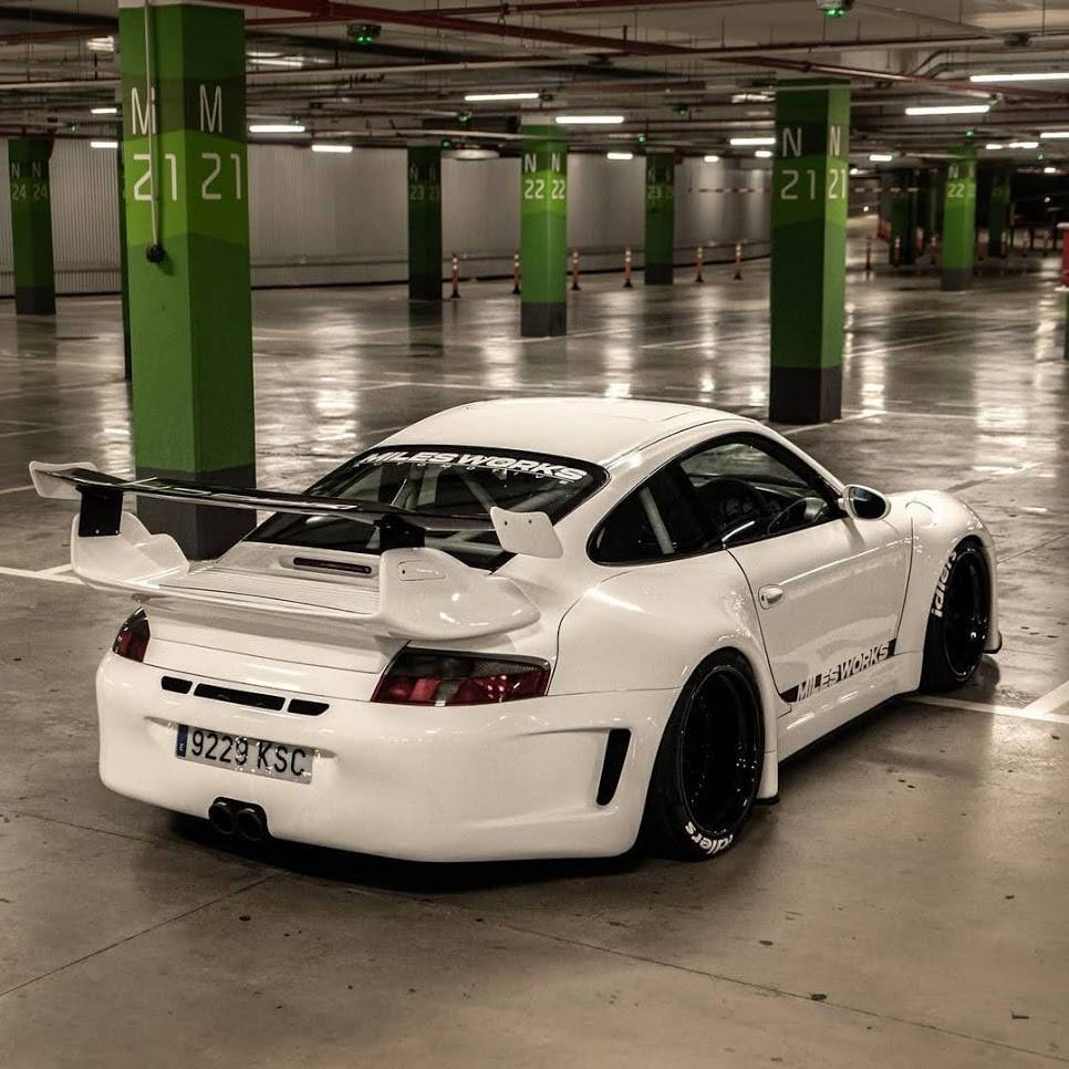 Miles Automotive Works Porsche 996