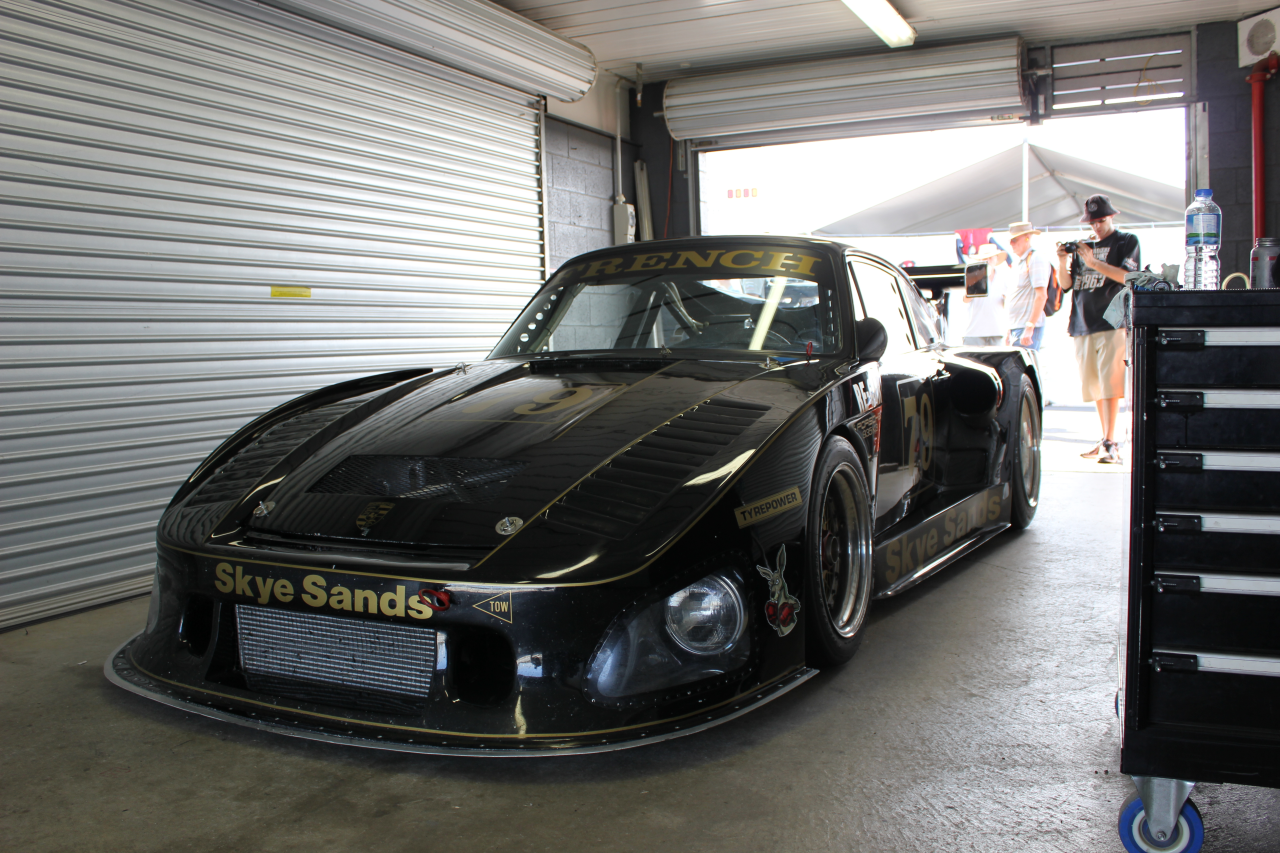 Porsche 930 / 964 Chassis