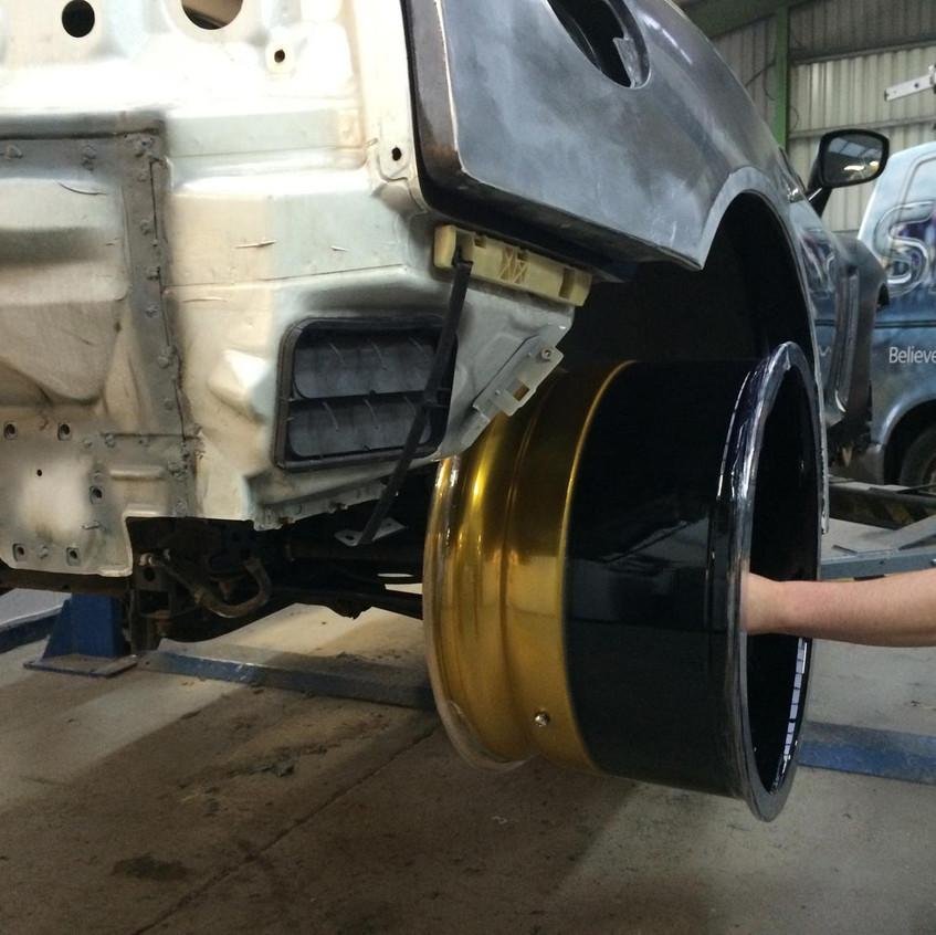 Nissan GTR VAD CR-Evo