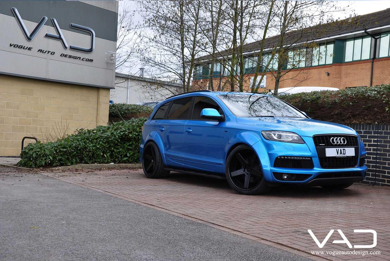Audi ABT wide body Q7