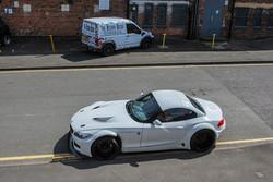 BMW Z4 GT3 V8 Street