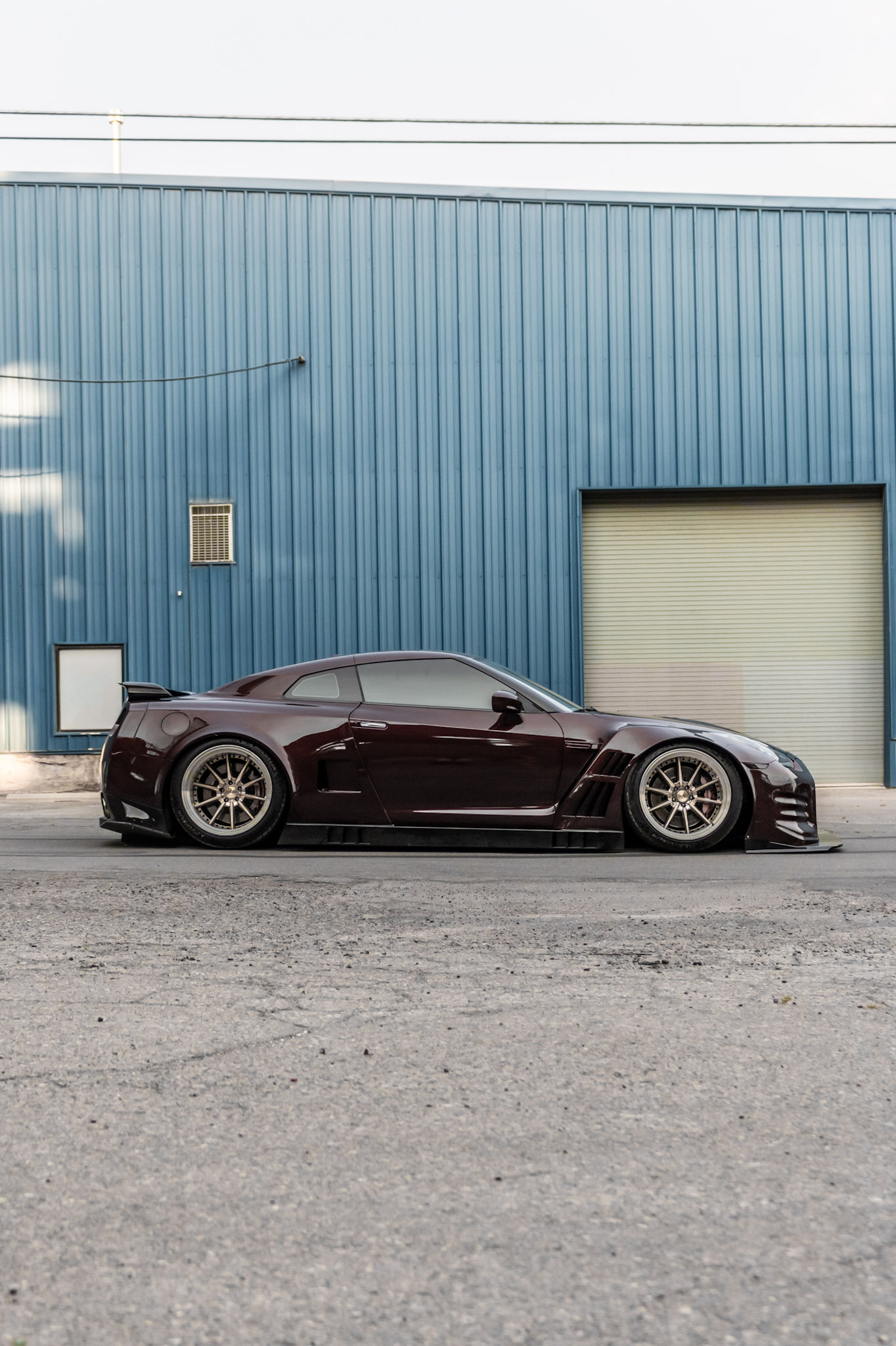 Nissan GTR GT3_Wide_Body