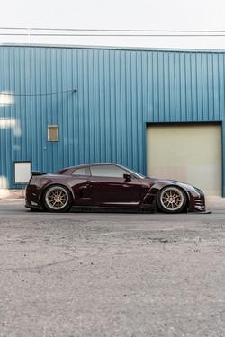 Nissan GTR GT3_Wide_Body