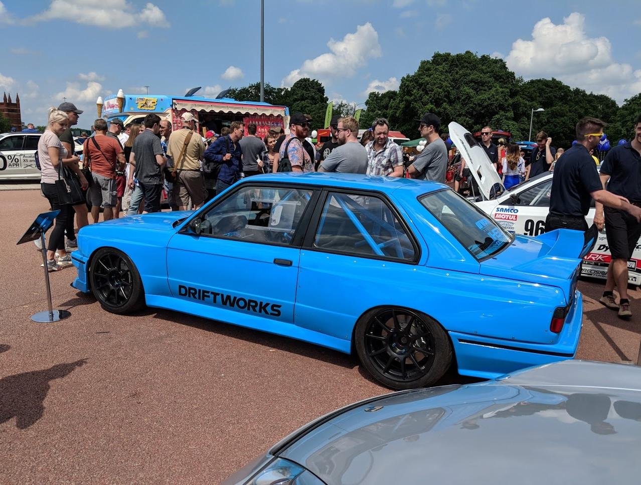DRIFTWORKS E30 M3