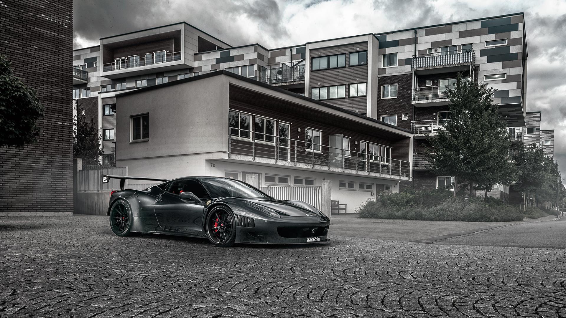 Curseive 458 GT3