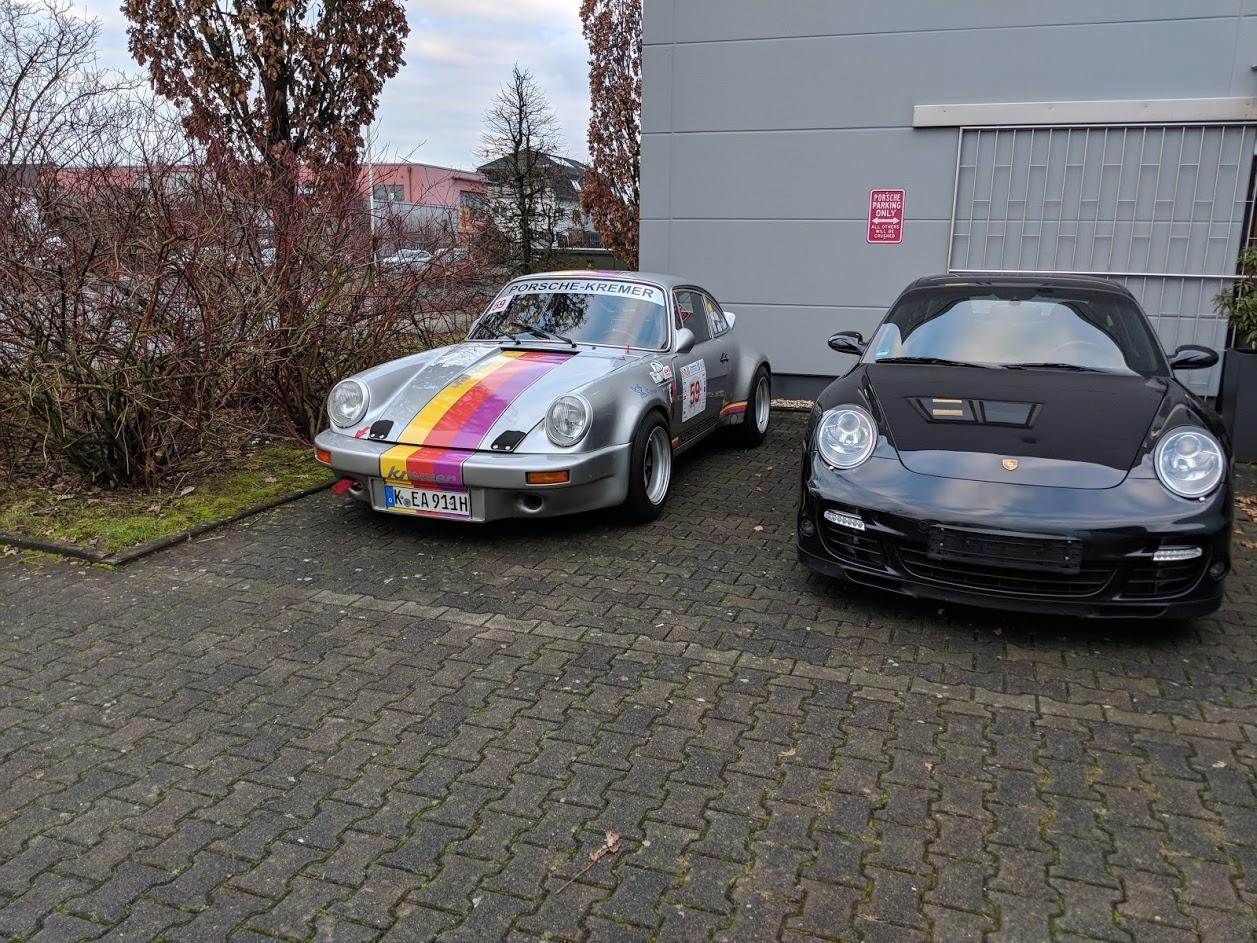 Kremer Racing HQ Cologne