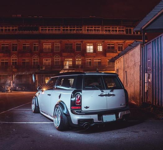 Mini R55 Clubman 25mm & 35mm Flares