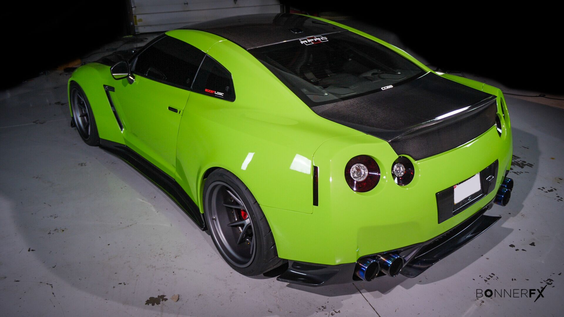VAD GTR R35 Wide Body