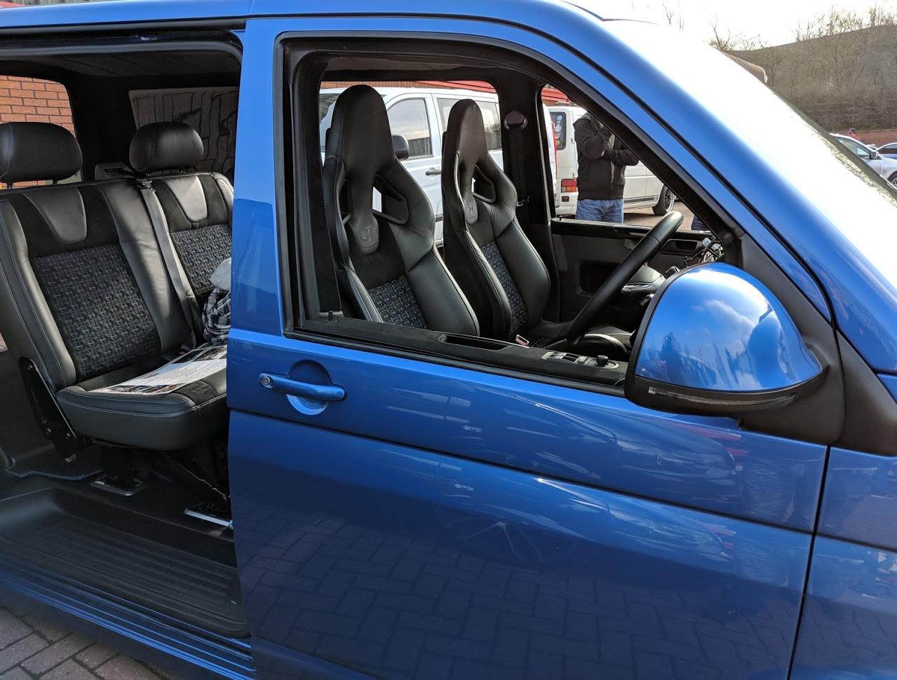 VW T5  RS4 V8 Quattro