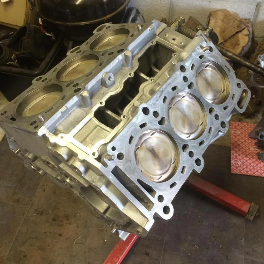 BPA Engine Nissan GTR