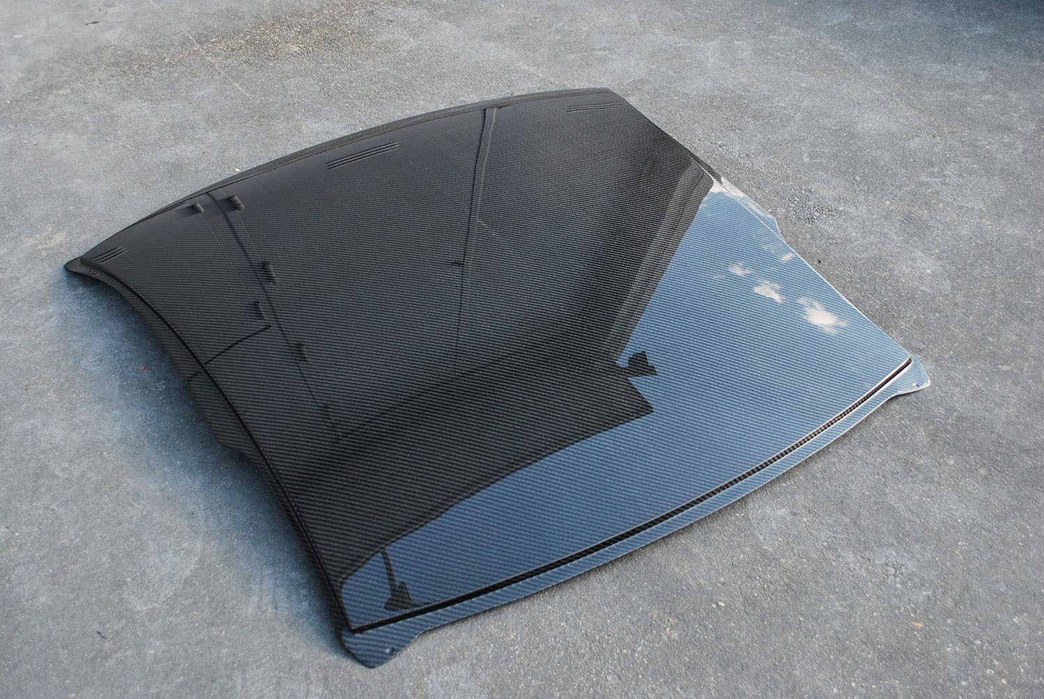Nissan GTR Carbon Roof