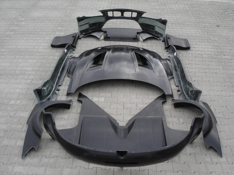 BMW (E89) Z4 V8 GT3