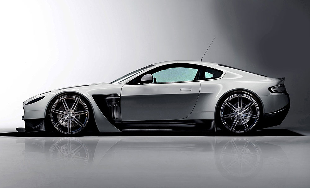 Aston Martin Vantage Widebody Gt3 Vega