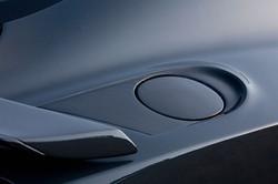 Bentley GT wide body  Rear Quarter panel