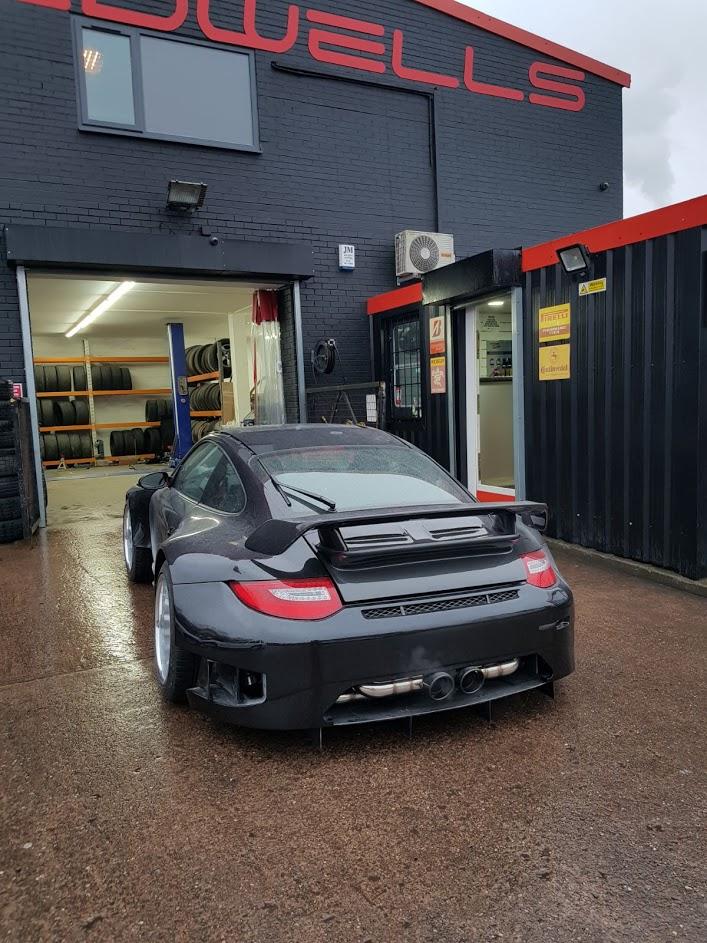 Porsche 997R Bi-Turbo Street