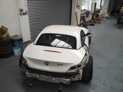 BMW E89 Z4 GT3 V8