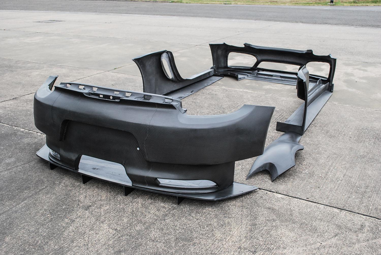 Cayman RSR Carbon Aero