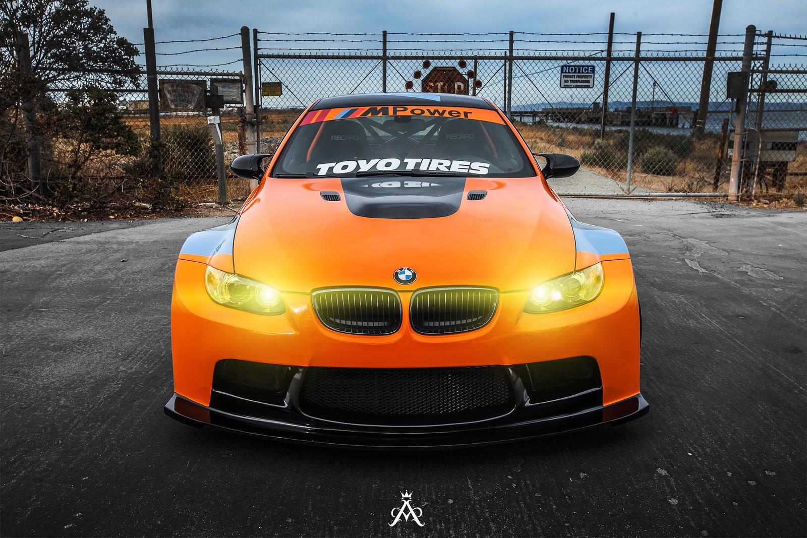 BMW E92 ALMS