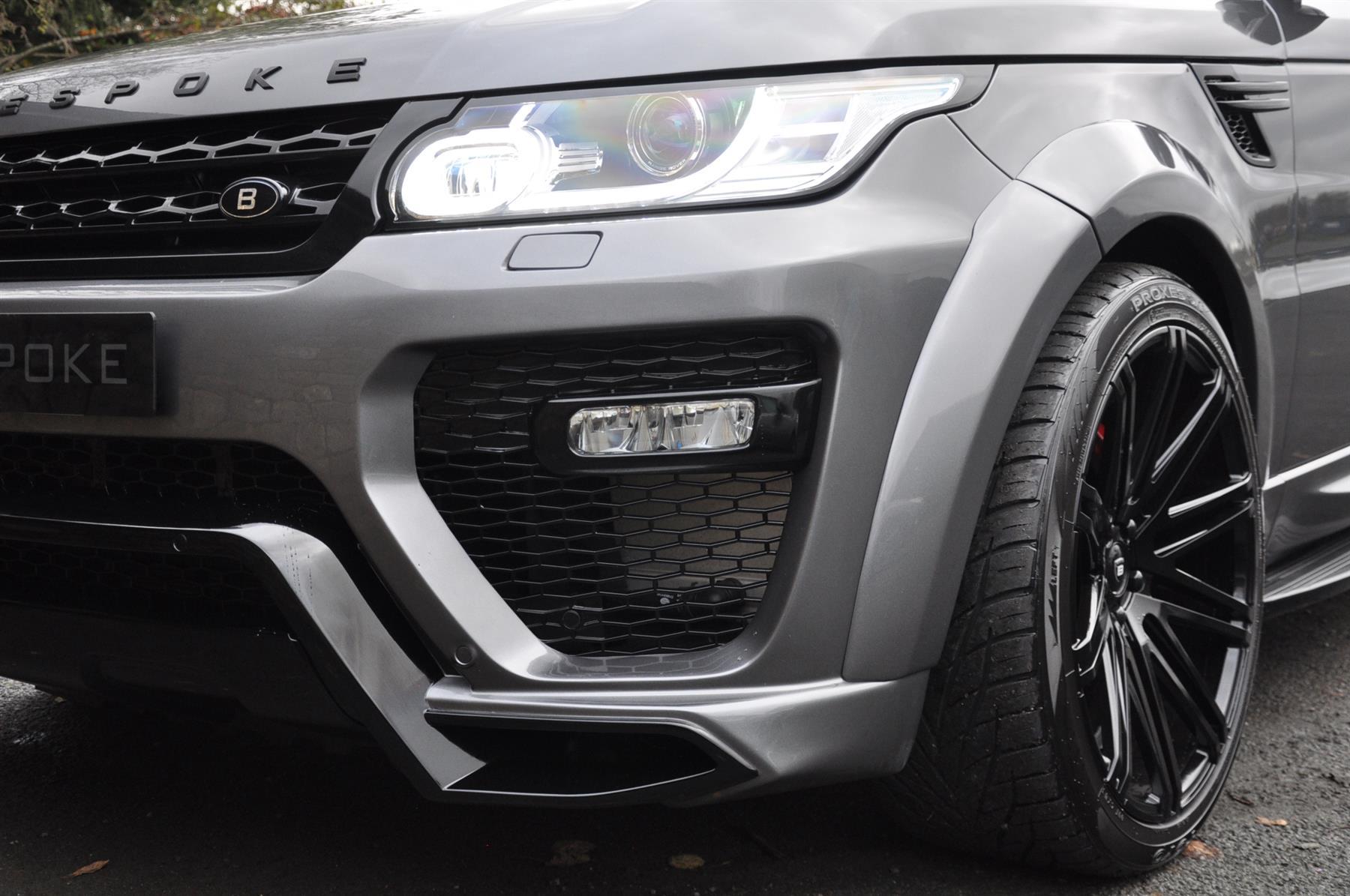 Range Rover Sport Wide Body