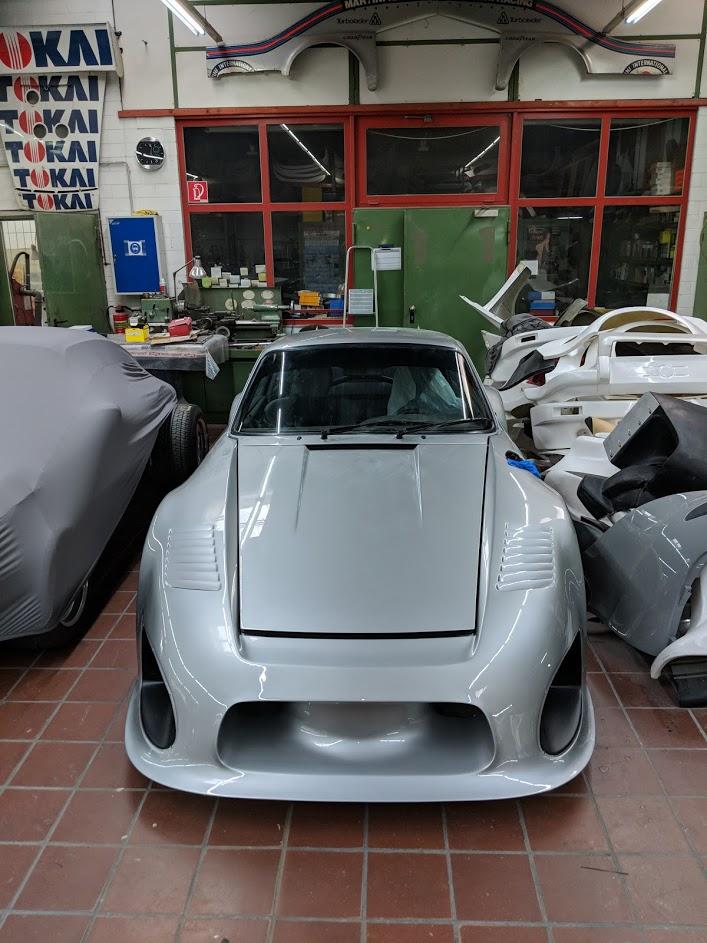DP Motorsport DP3 Road Car