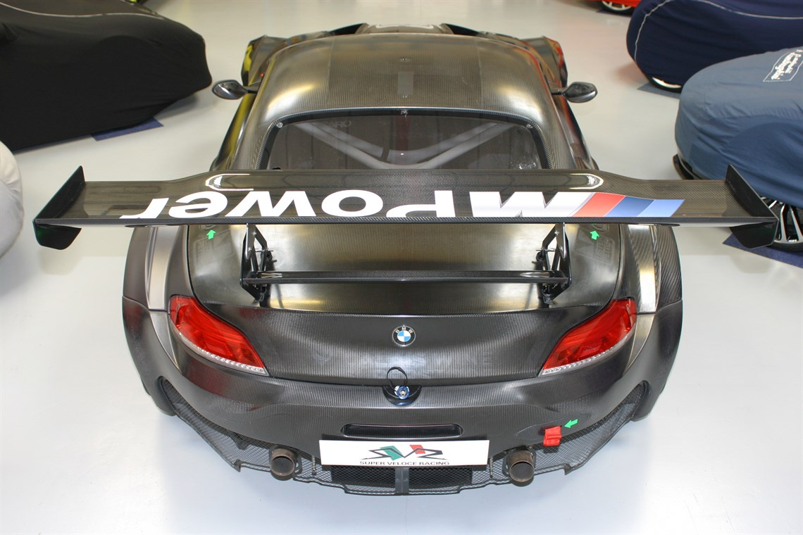 BMW Z4 GT3 Rear Wing Assembly