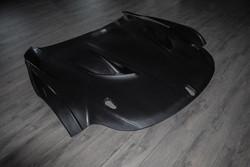 BMW Z4 GT3 Front Vented Hood Gen_2