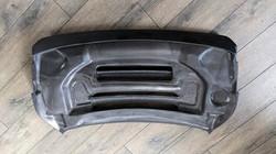 Porsche 991.1 Ducktail engine cover Inside