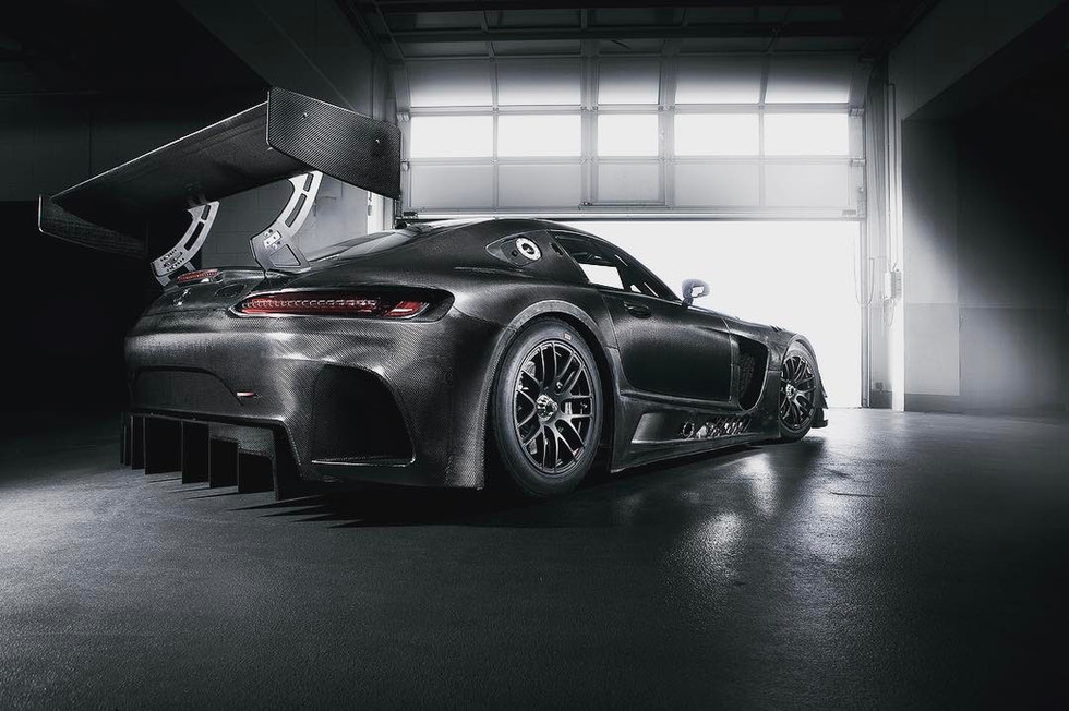 Mercedes AMG GT / GTR