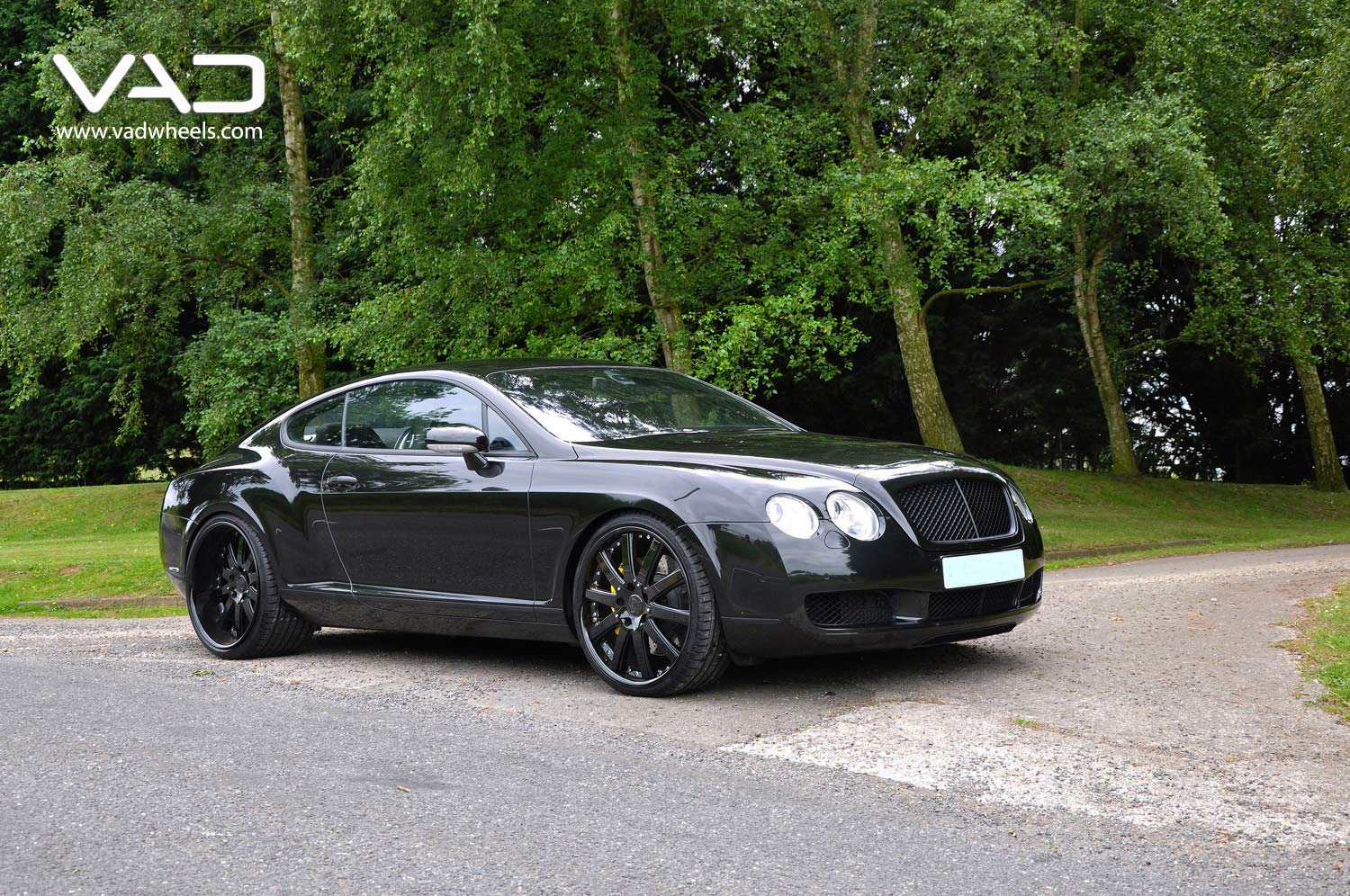 Bentley-Continental-GT-Mulliner-22-Inch-F100-Gloss-Black