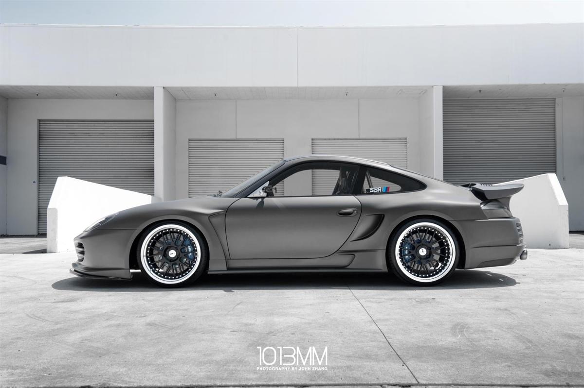Top Secret Porsche_996T