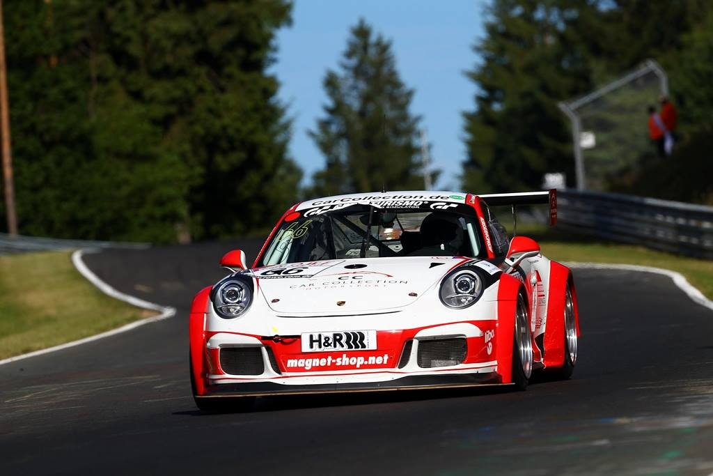 Porsche_991 CUP WideBody
