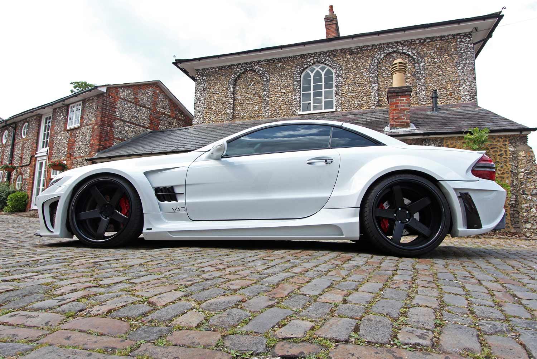 MEC Design Axiom One Mercedes SL