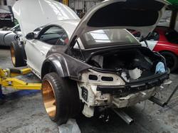 BMW E89 Z4 V8 GT3 Carbon