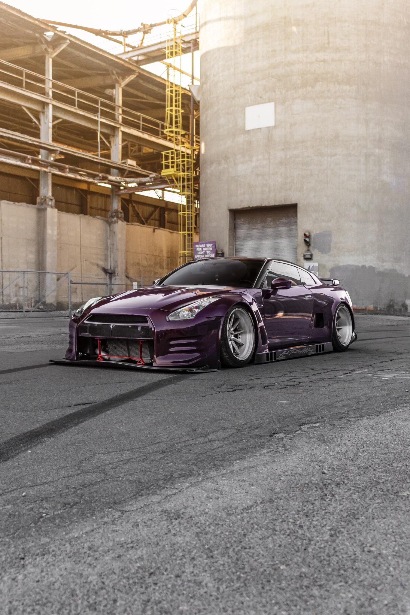 Nissan GTR GT3 VAD