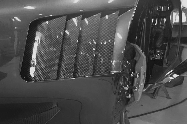 Ferrari 458 Front Bumper Vents