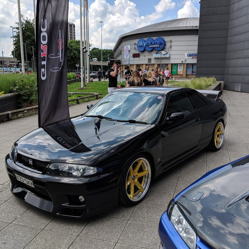 Nissan GTR R33