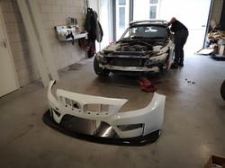 BMW Z4 GT3 LS3 V8