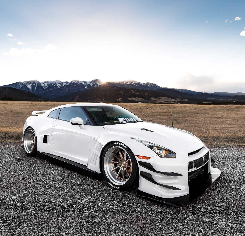 Nissan GTR Ichiban Wide Body_9