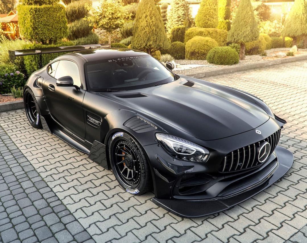 Mercedes GT Wide Body