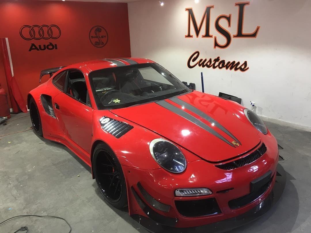 Porsche_997 GT3R