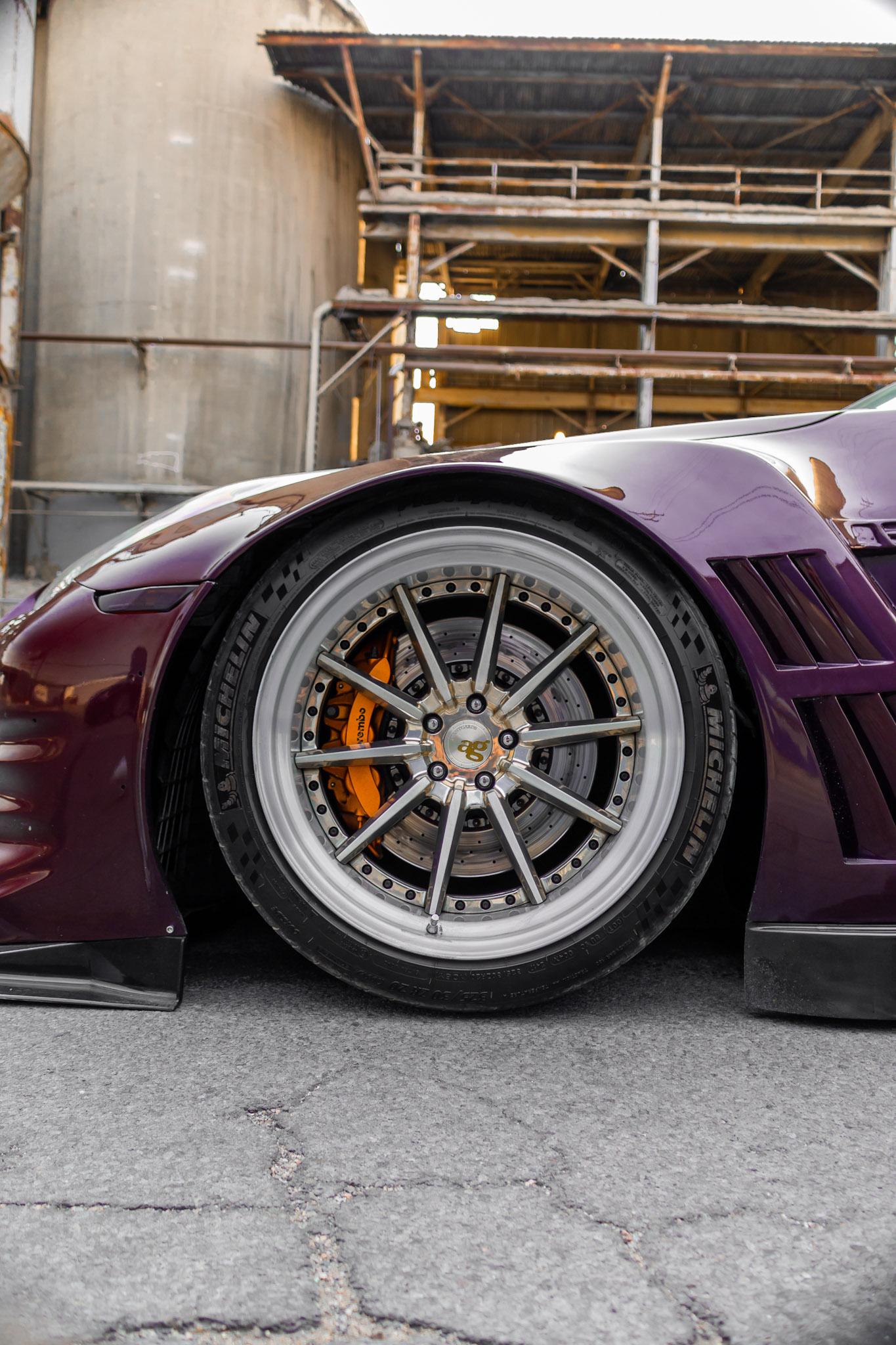 Nissan GTR GT3 Front Fender