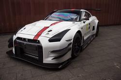 Nissan GTR GT3 TCC Built