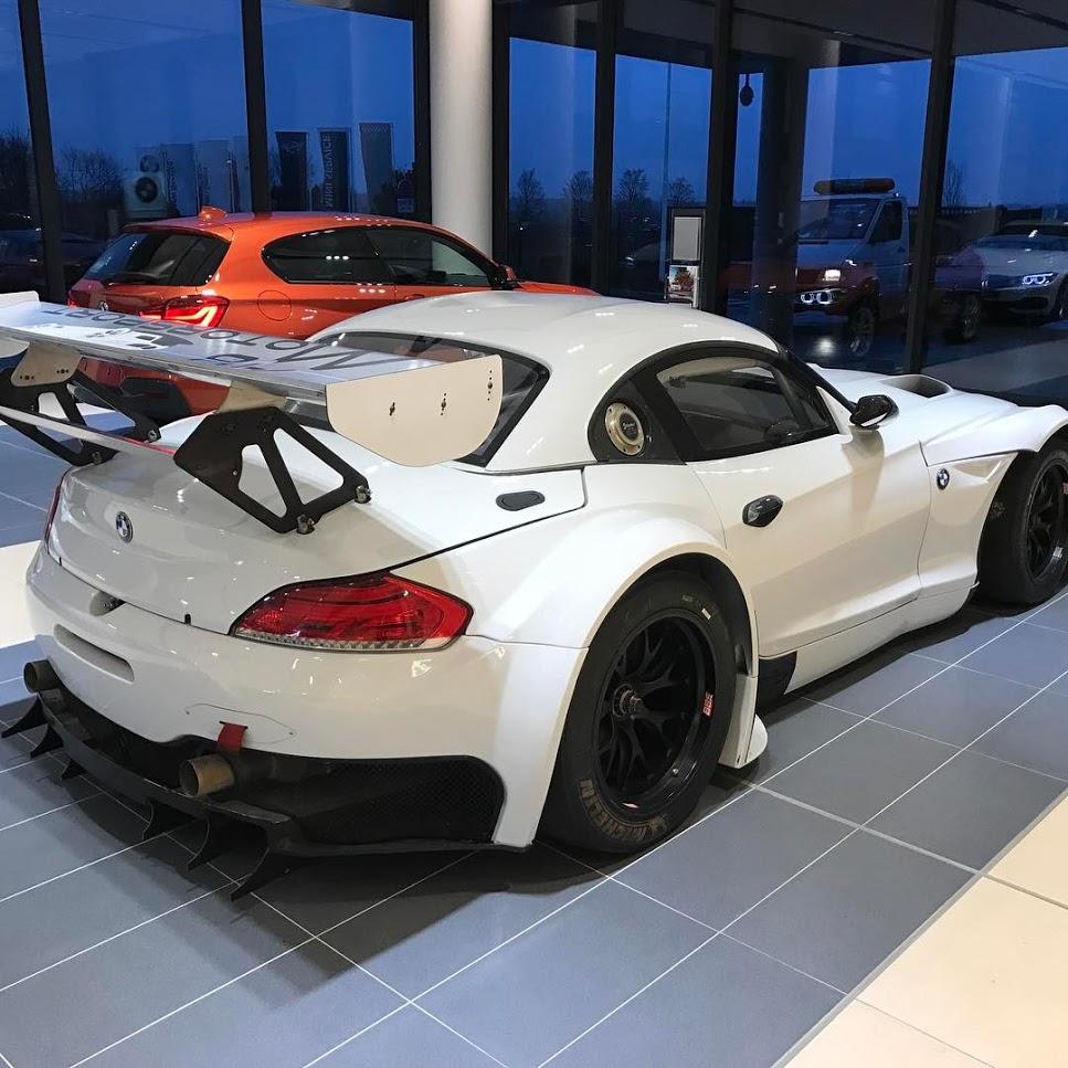 BMW Z4 GT3 E89 V8