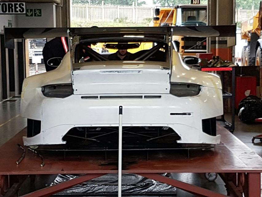 Porsche GT3R Rear Low