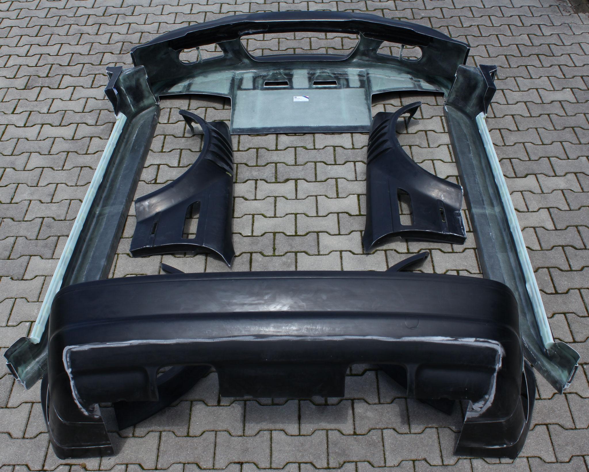 E46 M3 GTR