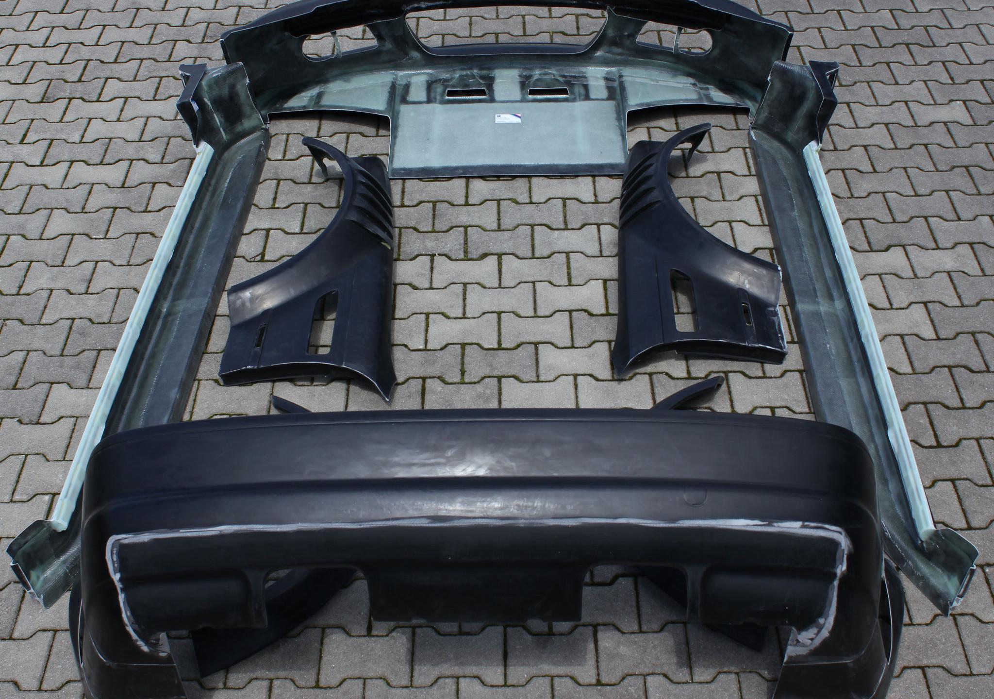 E46 M3 GTR Aero Kit