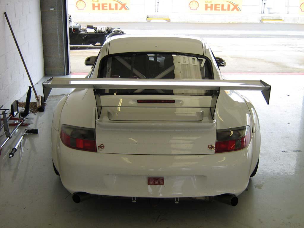 Porsche 996 RSR
