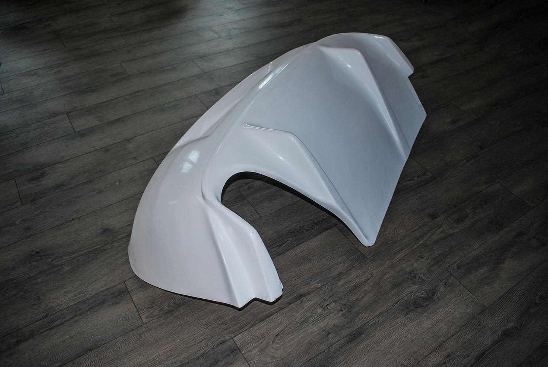 Speedwells Supra Rear Diffuser